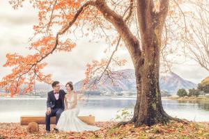 海外婚紗 富士山婚紗 河口湖婚紗 海外婚禮婚紗團隊 海外婚紗收費表 海外招募行程