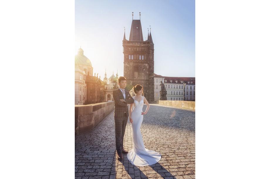 布拉格婚紗,海外婚紗,推薦婚紗攝影師,微電影婚紗側拍,桃園自助婚紗包套