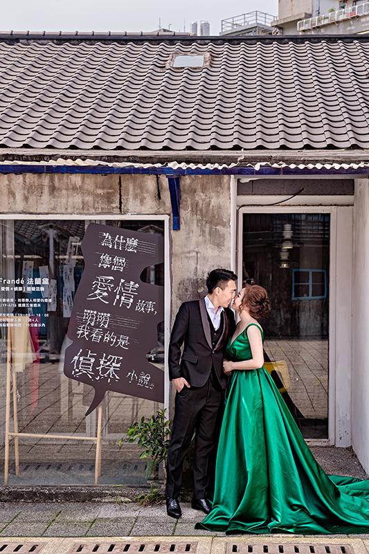 台北婚紗,台灣婚紗,四四南村,小油坑,神秘海岸,桃園婚紗團隊,水尾漁港,台北婚紗,婚紗包套