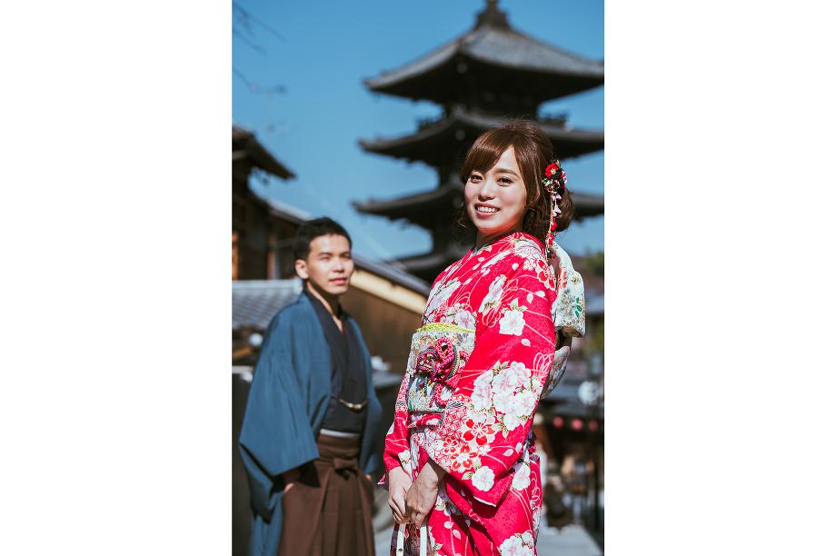 VA4 1594 - [Overseas 海外婚紗] Japan-Kyoto 日本京都婚紗