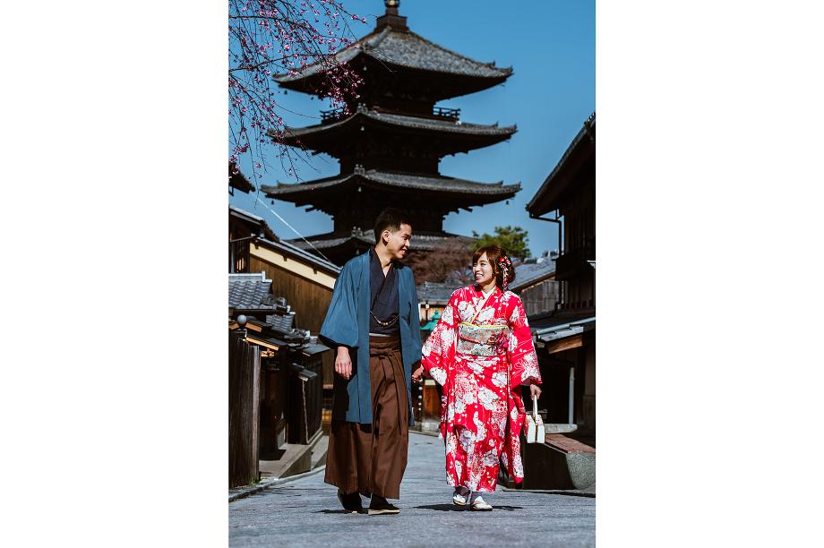 VA4 1605 - [Overseas 海外婚紗] Japan-Kyoto 日本京都婚紗