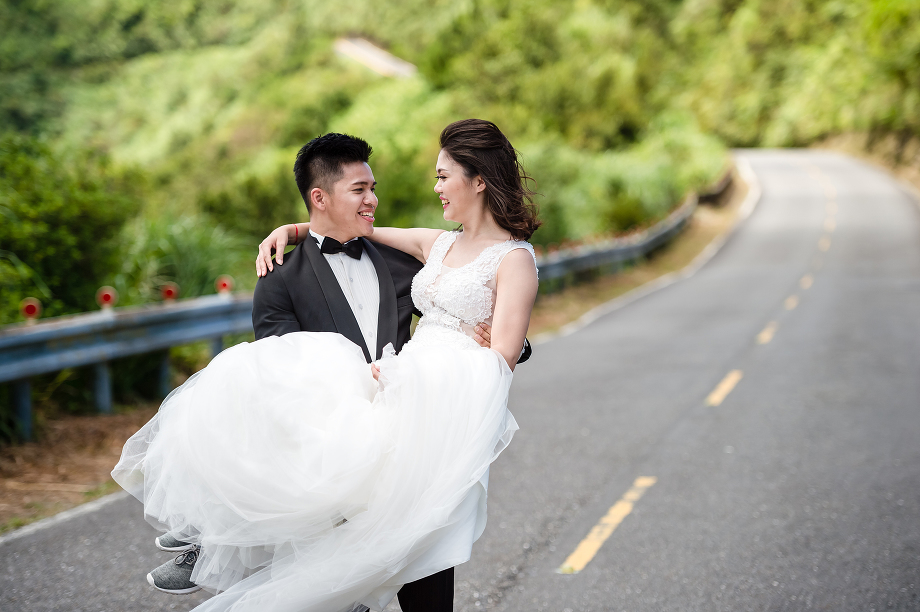 1 - [Taiwan 台灣婚紗] 台北九份