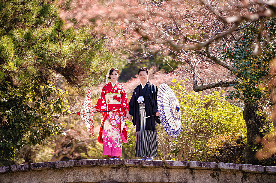 20170404 OSC 5261 - [Overseas海外婚紗] Kyoto 京都婚紗