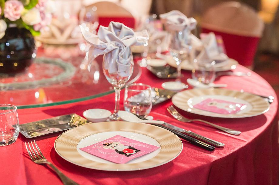 wedding 001 - [婚禮記錄] 台中女兒紅婚宴會館