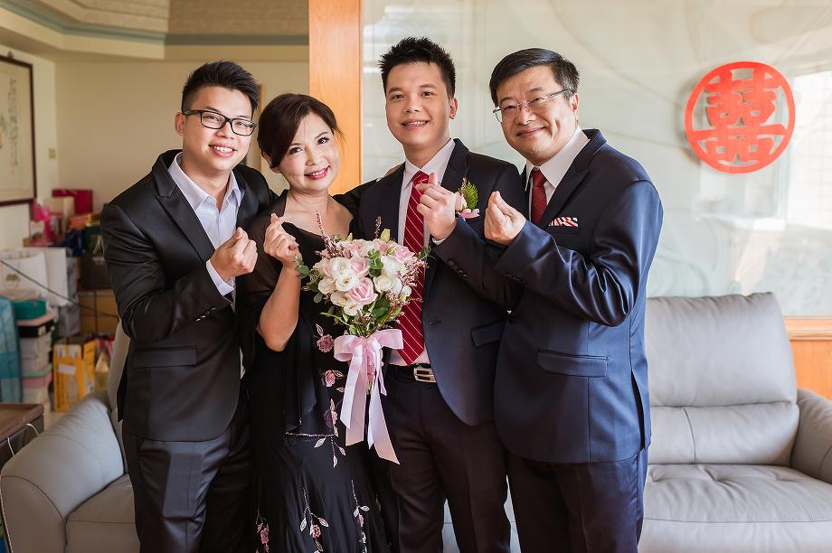 wedding 008 - [婚禮記錄] 寒舍艾麗酒店